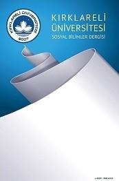 Kırklareli Üniversitesi Sosyal Bilimler Dergisi