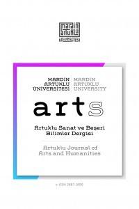 ARTS: Artuklu Sanat ve Beşeri Bilimler Dergisi