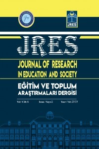 Journal of Research in Education and Society