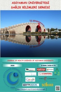 Health Sciences Journal of Adıyaman University