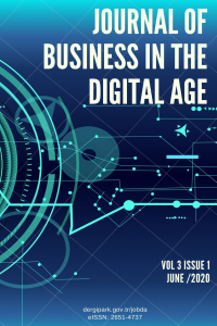 Journal of Business in The Digital Age