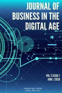 Dijital Çağda İşletmecilik Dergisi