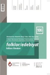 Folklor/Edebiyat