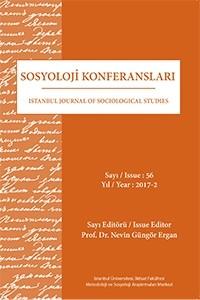 Istanbul Journal of Sociological Studies