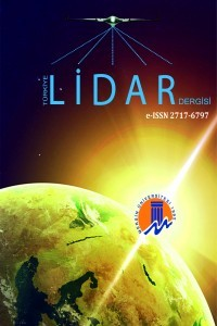 Turkey Lidar Journal