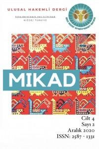 Milli Kültür Araştırmaları Dergisi