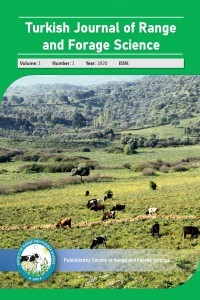 Turkish Journal of Range and Forage Science