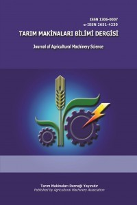Journal of Agricultural Machinery Science