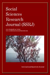 Sosyal Bilimler Araştırma Dergisi