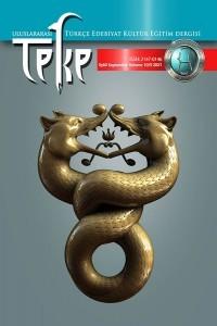 Uluslararası Türkçe Edebiyat Kültür Eğitim (TEKE) Dergisi