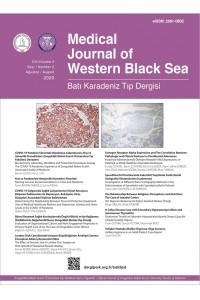 Medical Journal of Western Black Sea