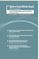 Journal of Education and Humanities: Theory and Practice