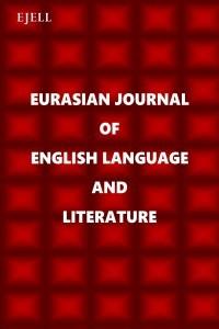 Eurasian Journal of English Language and Literature