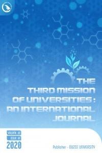 The Third Mission of Universities: An International Journal