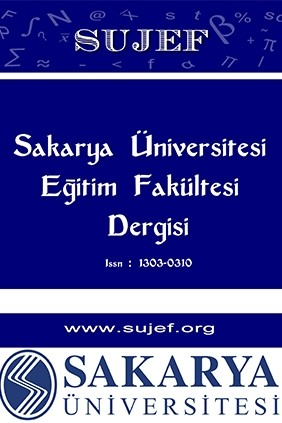 Sakarya University Journal of Education Faculty