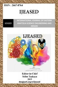 International Journal of Eastern Anatolia Science Engineering and Design