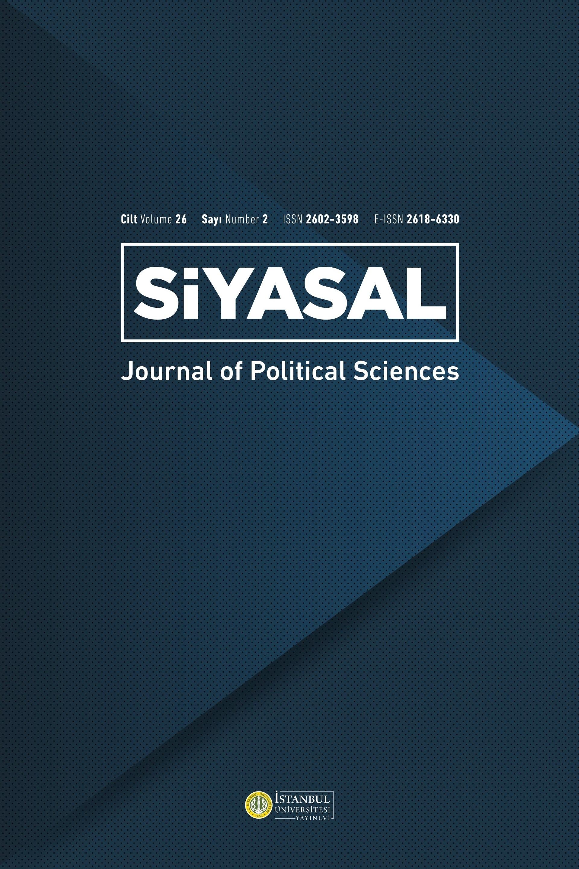 İstanbul Üniversitesi Siyasal Bilgiler Fakültesi Dergisi