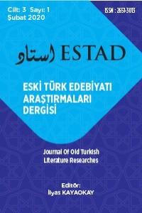 Eski Türk Edebiyatı Araştırmaları Dergisi  [Journal Of Old Turkish Literature Researches]
