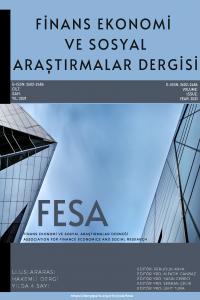 Finans Ekonomi ve Sosyal Araştırmalar Dergisi