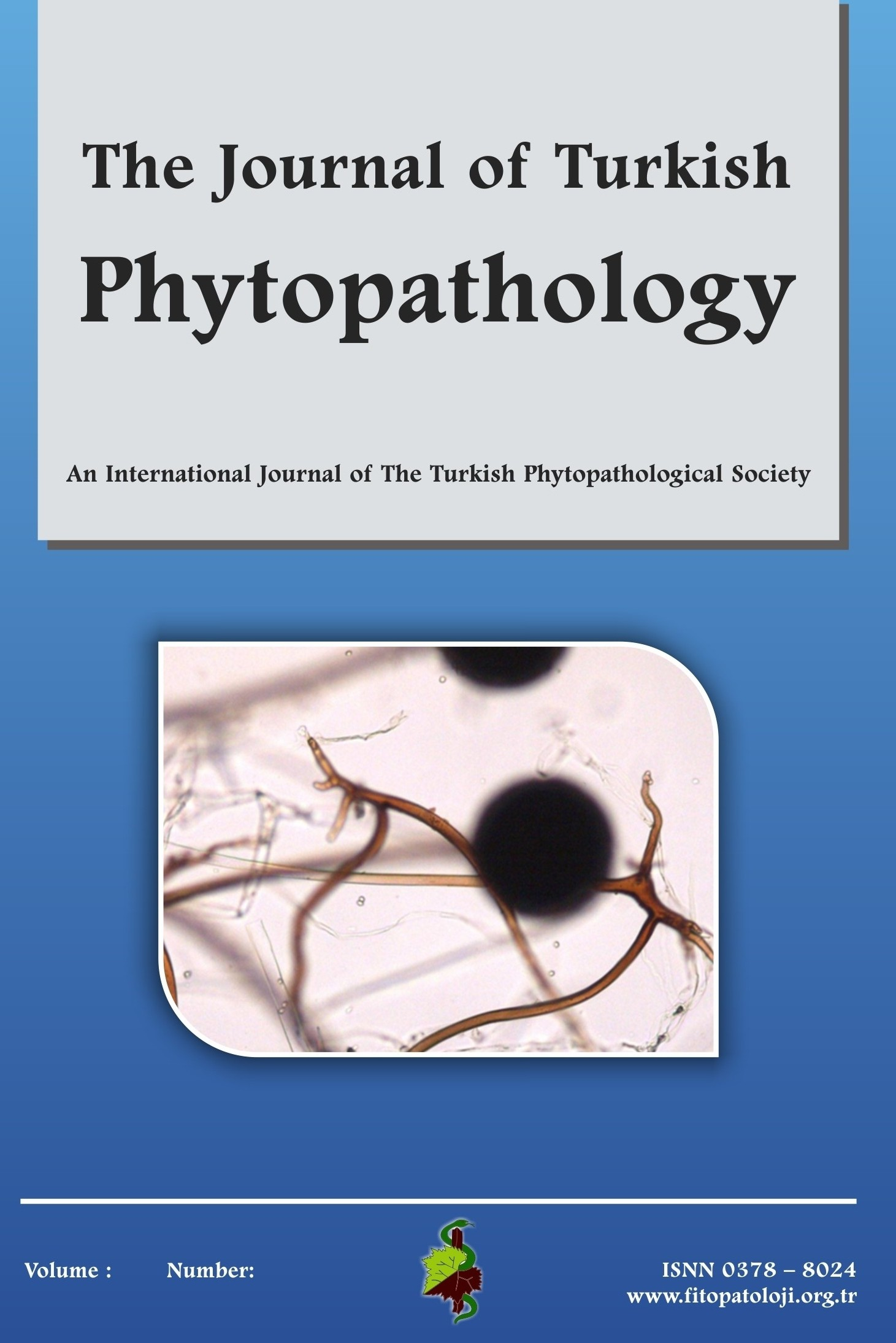 The Journal of Turkish Phytopathology