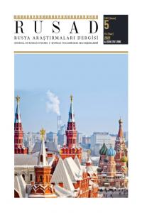 Rusya Araştırmaları Dergisi