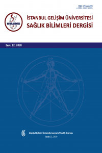 Istanbul Gelisim University Journal of Health Sciences