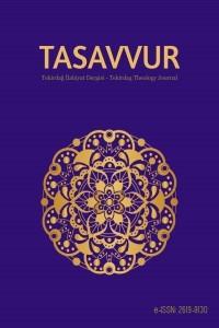 Tasavvur / Tekirdağ İlahiyat Dergisi