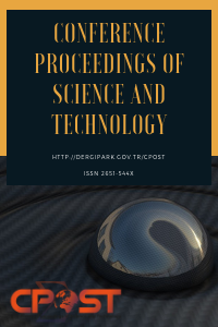 Conference Proceedings of Science and Technology