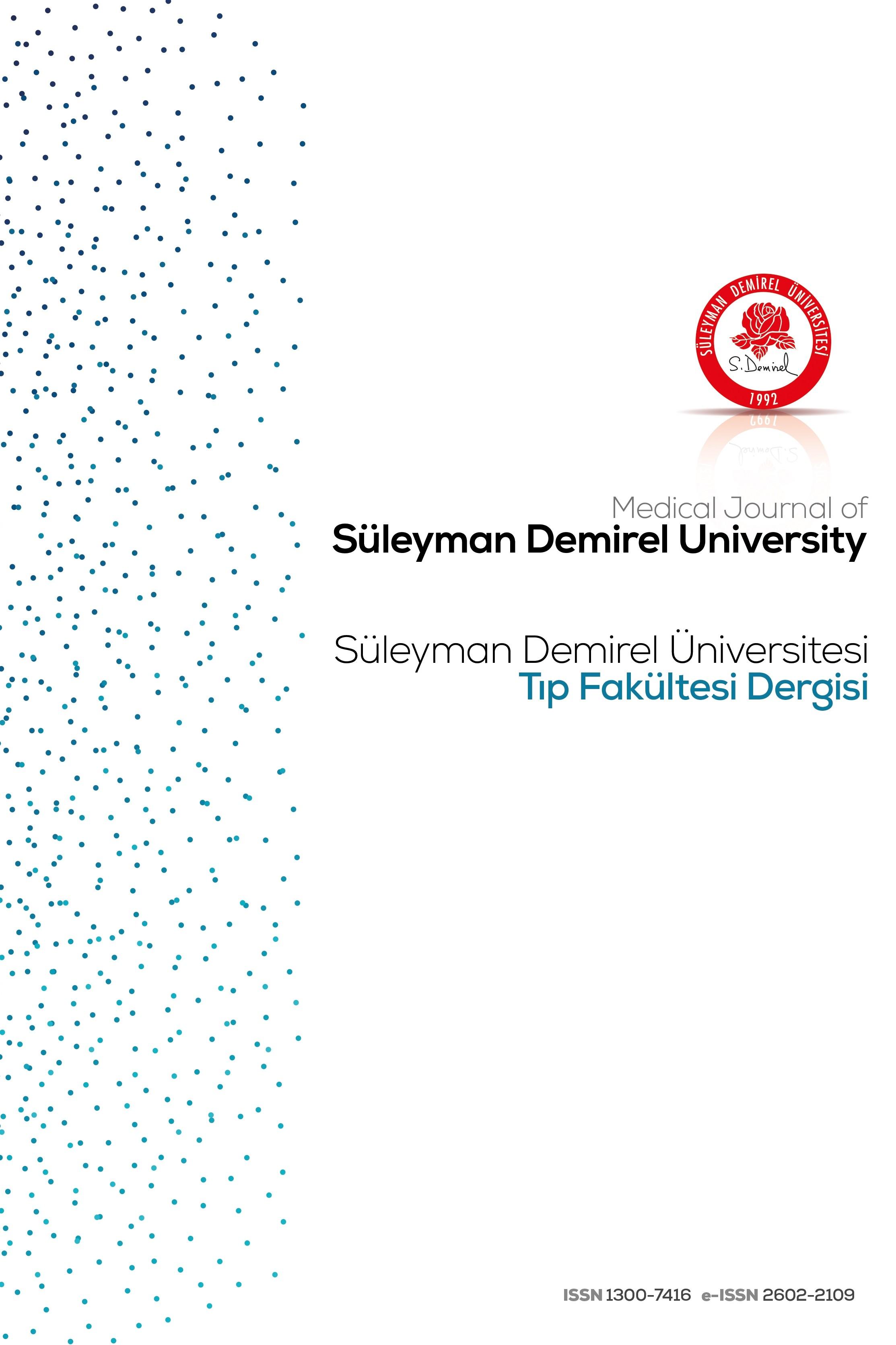 SDU Medical Faculty Journal
