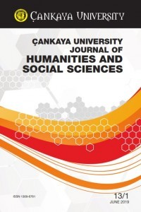 Cankaya University Journal of Humanities and Social Sciences