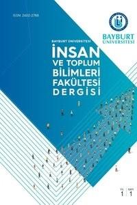 Bayburt Üniversitesi İnsan ve Toplum Bilimleri Fakültesi Dergisi