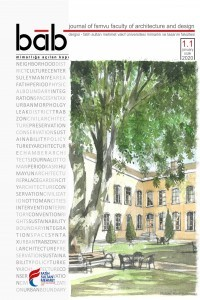 bab Journal of FSMVU Faculty of Architecture and Design