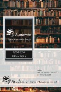 Academia Eğitim Araştırmaları Dergisi