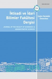 Journal of the Faculty of Economics and Administrative Sciences