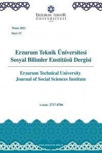 Erzurum Teknik Üniversitesi Sosyal Bilimler Enstitüsü Dergisi