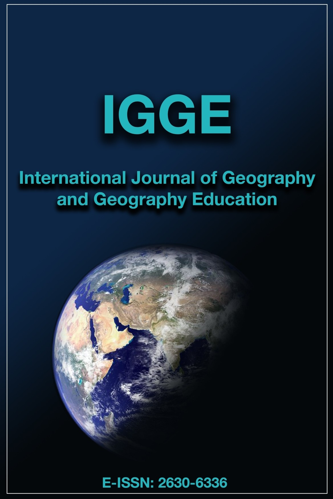 International Journal of Geography and Geography Education (IGGE)