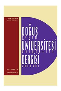 Doğuş Üniversitesi Dergisi