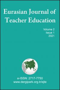 Eurasian Journal of Teacher Education