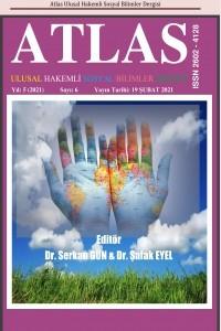Atlas Sosyal Bilimler Dergisi