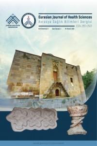 Eurasian Journal of Health Sciences