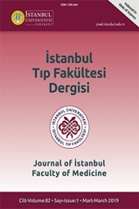 Journal of Istanbul Faculty of Medicine