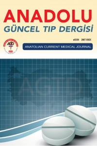Anatolian Current Medical Journal