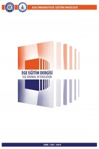 Ege Journal of Education