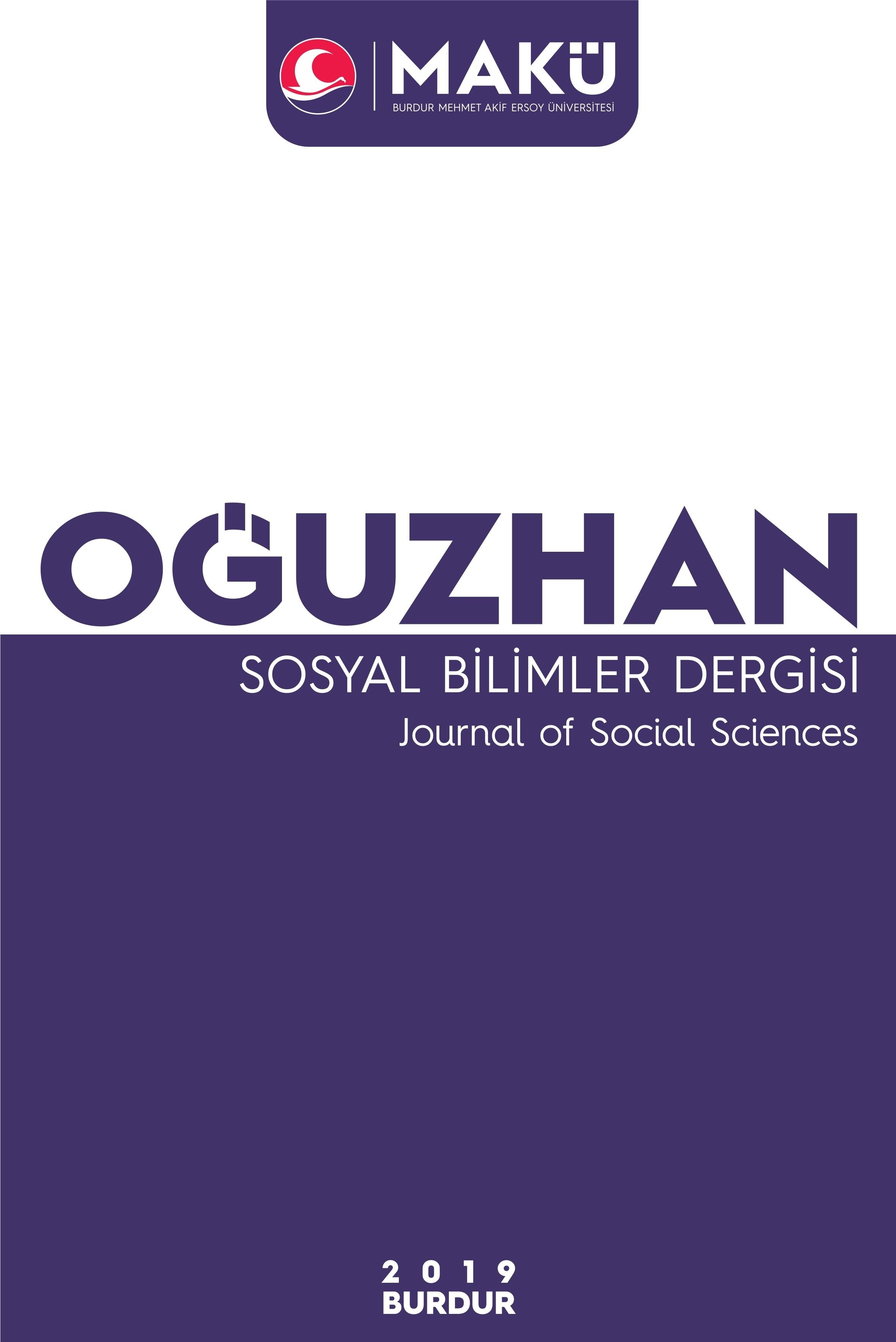 Oğuzhan Sosyal Bilimler Dergisi
