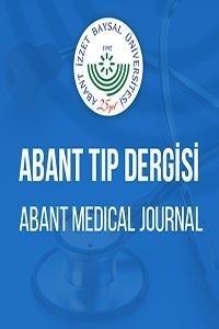Abant Tıp Dergisi