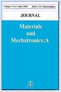 Journal of Materials and Mechatronics: A