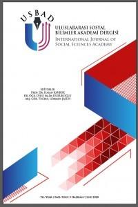Uluslararası Sosyal Bilimler Akademi Dergisi