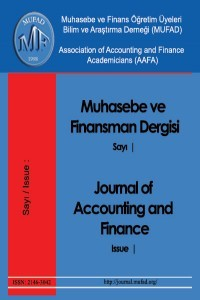 The Journal of Accounting and Finance