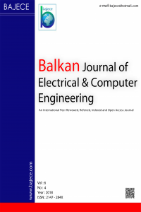 Balkan Journal of Electrical and Computer Engineering