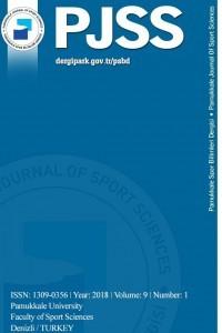 Pamukkale Spor Bilimleri Dergisi